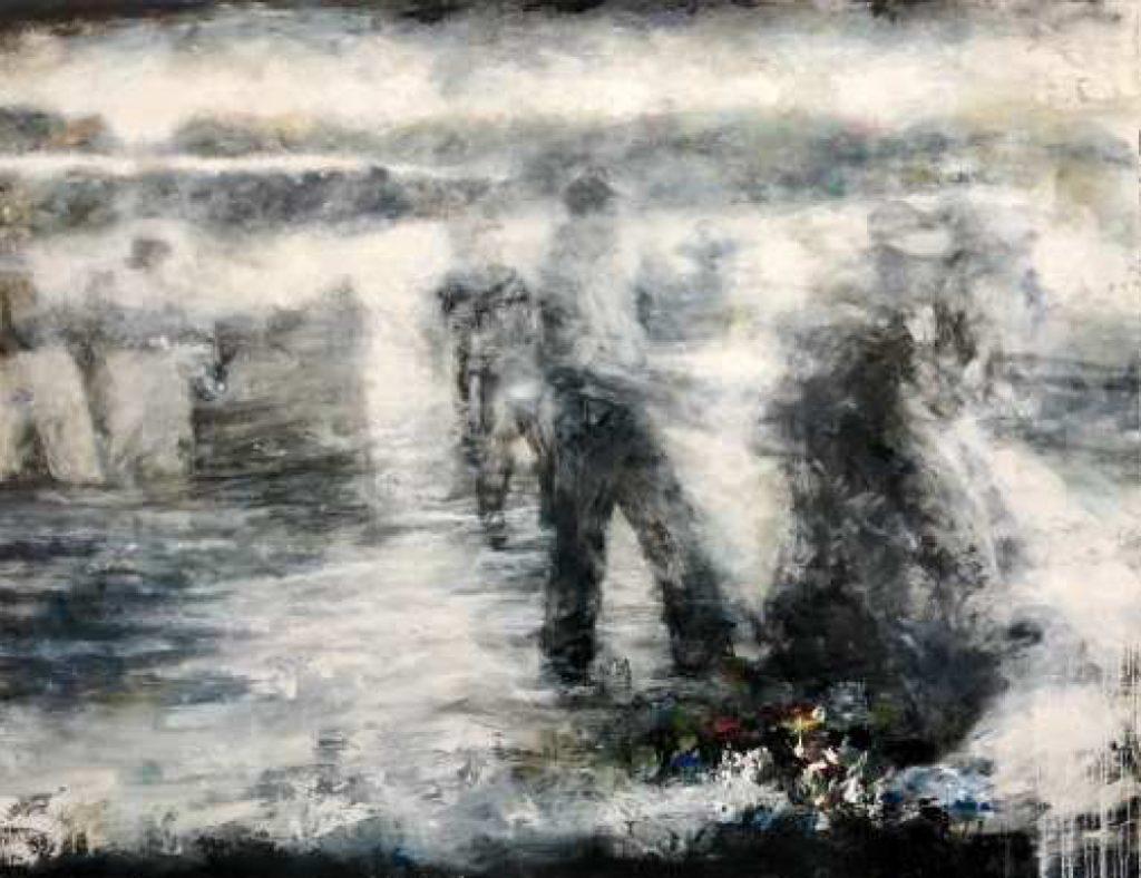 Anders Moseholm - Udstilling ved Haderslev Kunstforening