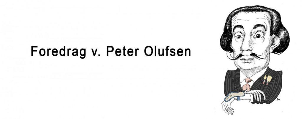 Foredrag om Salvador Dalí v. Peter Olufsen