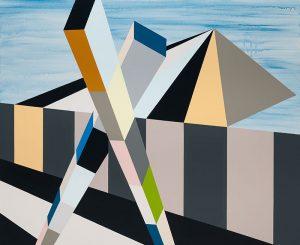 Color sticks I af Annette Gerliff